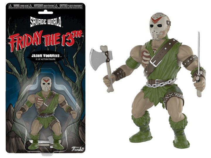 Jason Voorhees Funko Savage World