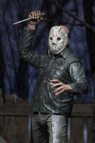 Jason Voorhees Venerdì 13 Neca parte 5 - Dream Sequence
