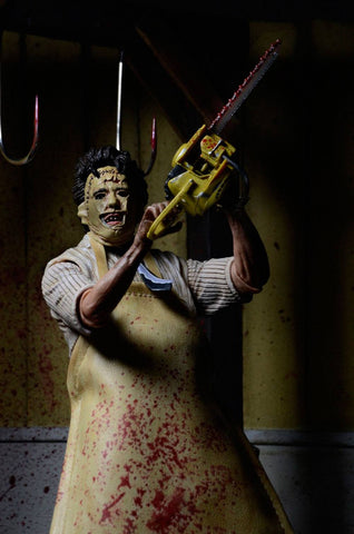 Image of Leatherface Ultimate Neca Action Figure Texas Chainsaw Massacre