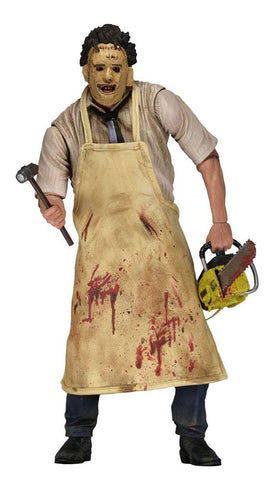 Image of Leatherface Ultimate Neca Action Figure