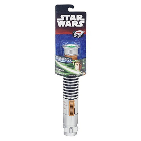 Image of Spade Laser di Star Wars Lightsaber Darth Vader, Luke Skywalker e Anakin