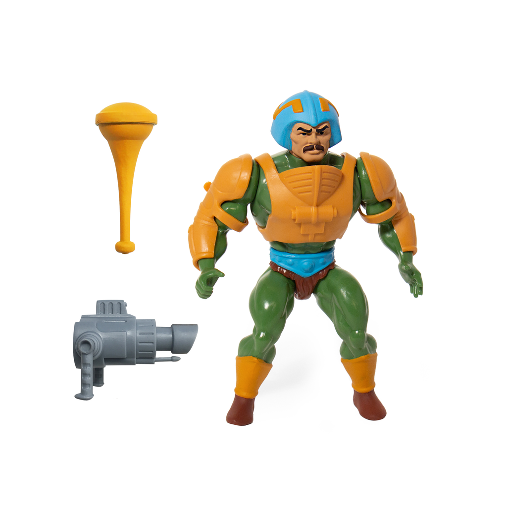 Man At Arms Masters of the Universe Vintage Action Figure