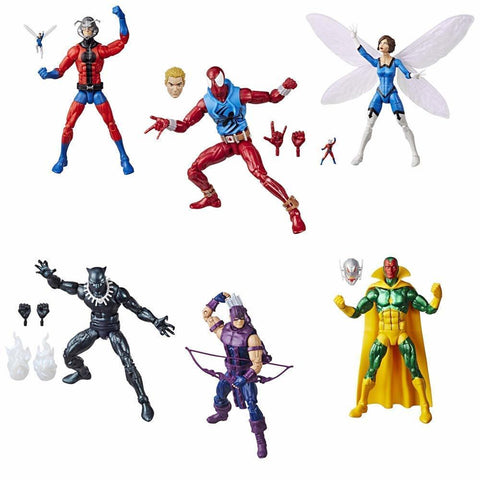 Image of Marvel Legends Vintage Wave 2 Action Figure Hasbro