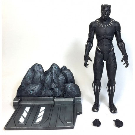Image of Black Panther Marvel Select Action Figure 18 cm