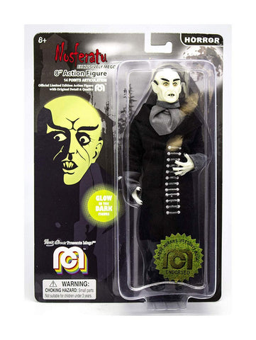 Image of Nosferatu Mego Toys Action figure Glow in the dark