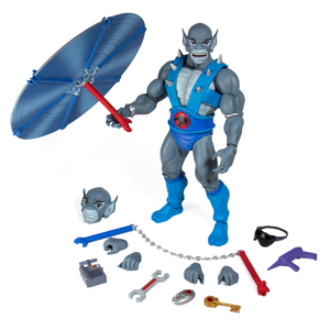 Panthro Thundercats Ultimates Action Figure Super 7