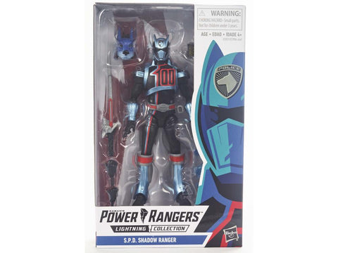 Shadow Ranger Power Rangers Lightning Collection