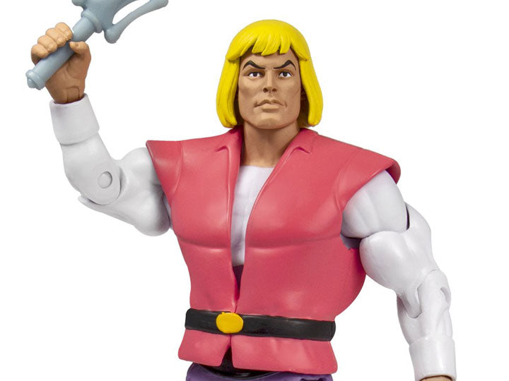 Masters of the Universe Prince Adam Club Grayskull Wave 4 Action Figure 18 cm