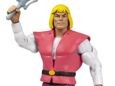 Image of Masters of the Universe Prince Adam Club Grayskull Wave 4 Action Figure 18 cm