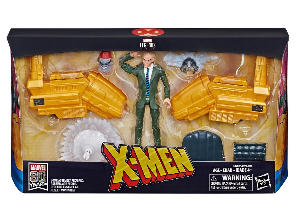 Prof. X Marvel Legends Action Figure