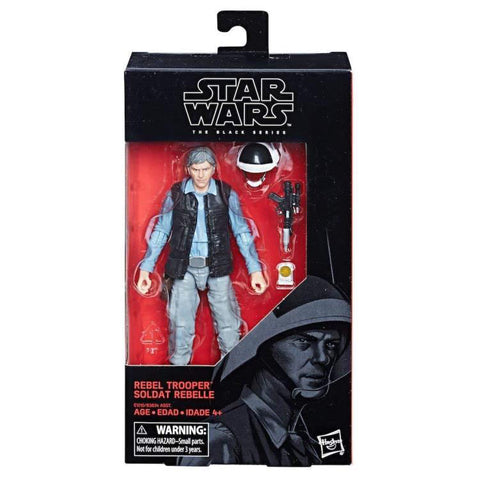 Image of Rebel Fleet Trooper Black Series Star Wars Action Figure