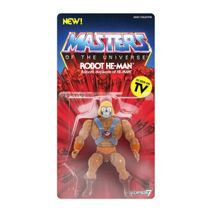 Robot He-Man Masters of the Universe Vintage Wave 2