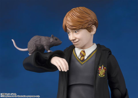 Ron Weasley SH Figuarts Bandai Harry Potter Action Figure