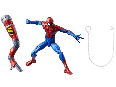 Image of Spiderman Marvel Legends Wave 10 Dr. Suit Baf Action Figure