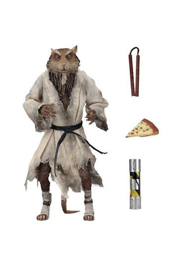 Maestro Splinter Neca Tartarughe Ninja 1990 Action Figure