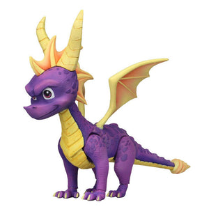 Spyro the Dragon Neca Action Figure Draghetto