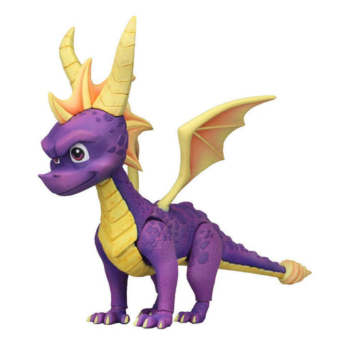 Image of Spyro the Dragon Neca Action Figure Draghetto