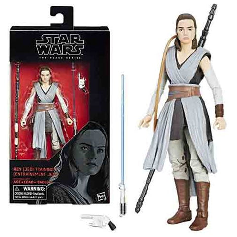 Image of Star Wars Black Series Action Figure Episodio VIII Wave 12 - 16cm