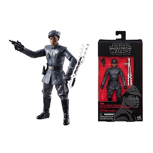 Star Wars Black Series Action Figure Episodio VIII Wave 13 - 16cm
