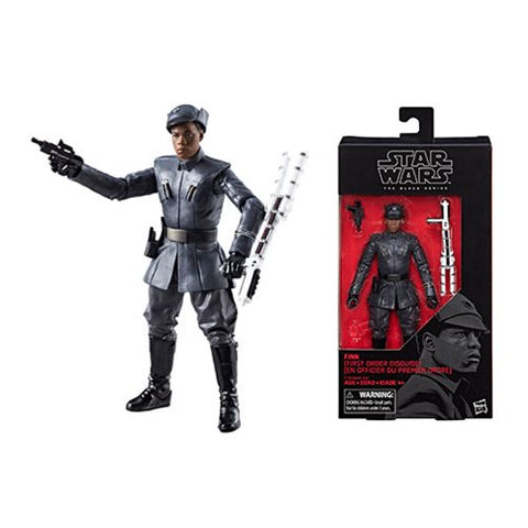 Image of Star Wars Black Series Action Figure Episodio VIII Wave 13 - 16cm