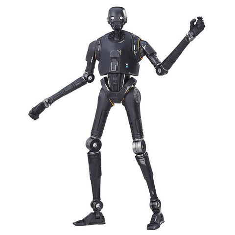 Image of K2SO Action Figure Star Wars Black Series Wave 11 - 2017