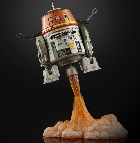 chopper black series star wars
