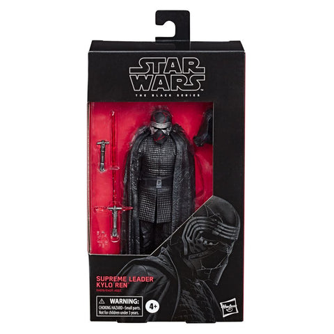 Kylo Ren Supreme Leader Star Wars Black Series
