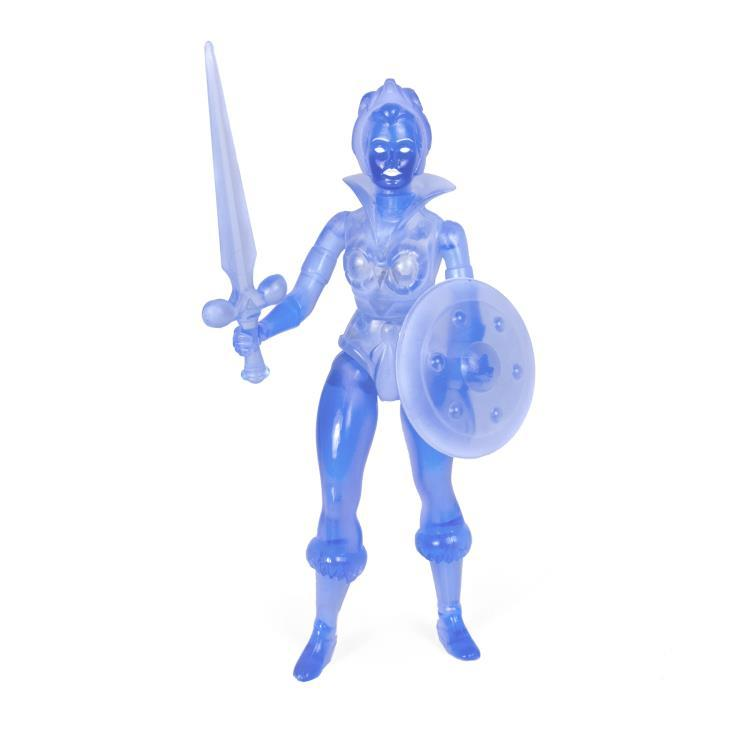Teela Frozen Masters of The Universe Super 7 Vintage