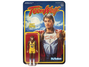 Teen Wolf Reaction Figures Varsity Edition - Super 7