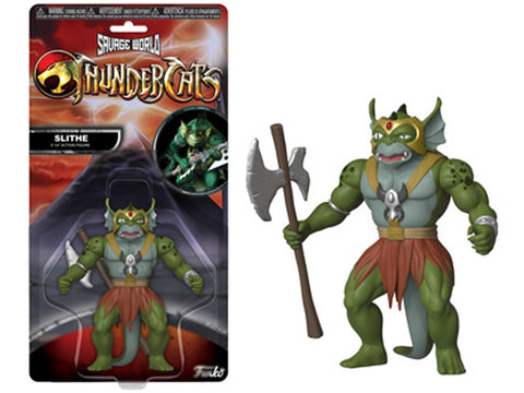 Thundercats Slithe Savage World Funko Action Figure