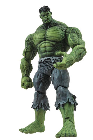 Image of Unleashed Hulk Marvel Select 20 cm