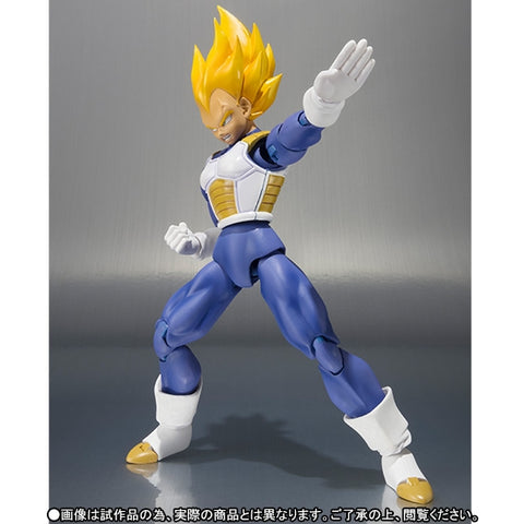 Vegeta Supersaiyan SH figuarts Bandai Premium Color