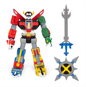 Voltron Deluxe Action Figure Robot Super 7