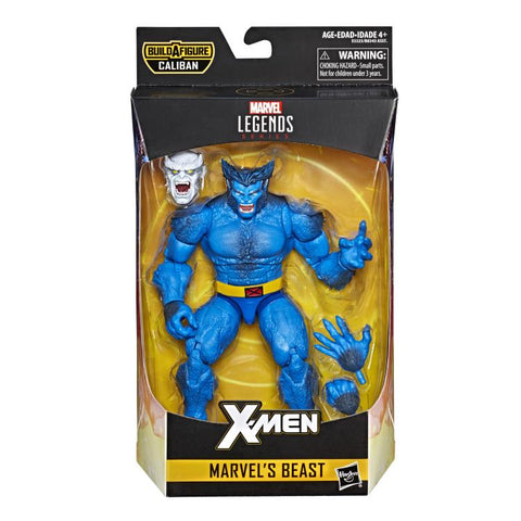 Image of X-Men Marvel Legends Wave 4 Beast