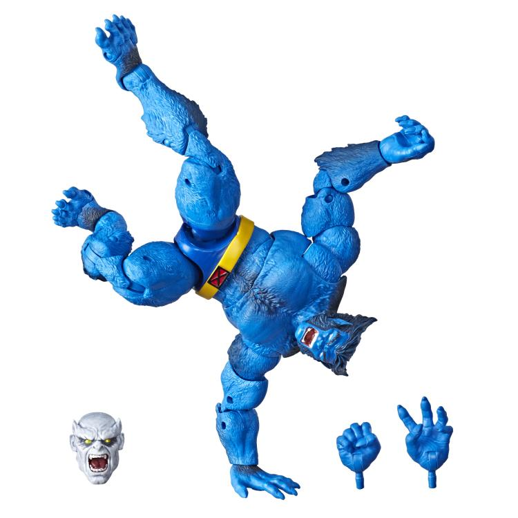 X-Men Marvel Legends Wave 4 Beast