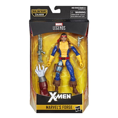 Image of X-Men Marvel Legends Wave 4 Forge