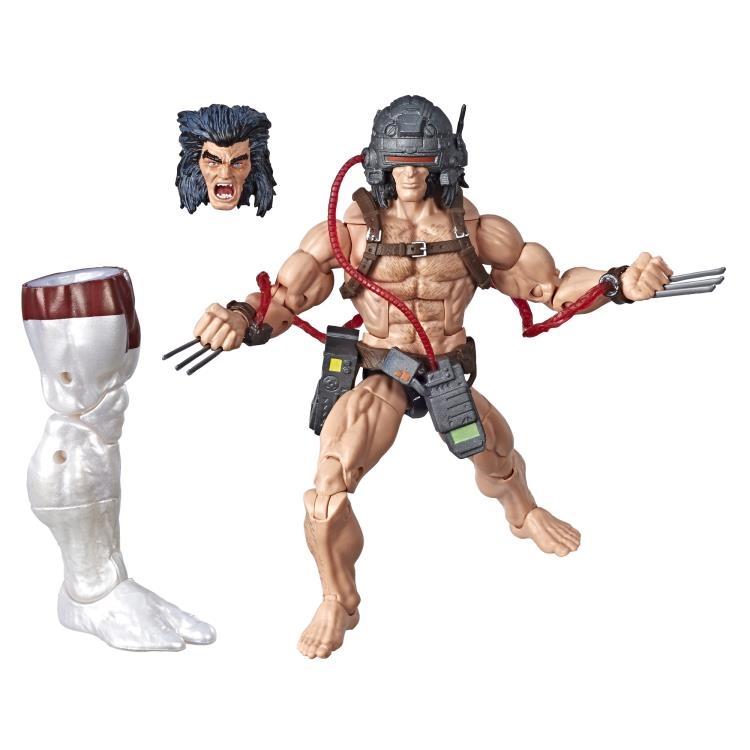 X-Men Marvel Legends Wave 4 Weapon X Wolverine