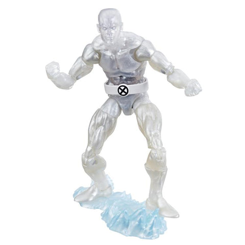 Image of iceman X-Men Marvel Legends Retro Vintage