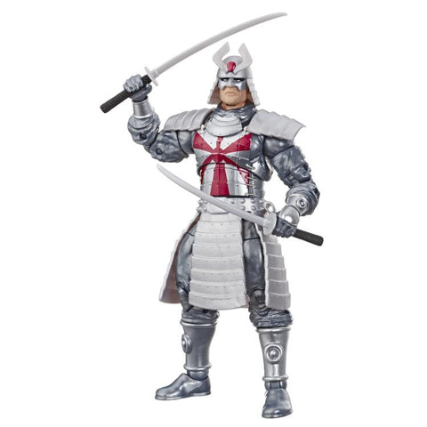 Image of Silver Samurai X-Men Marvel Legends Retro Vintage