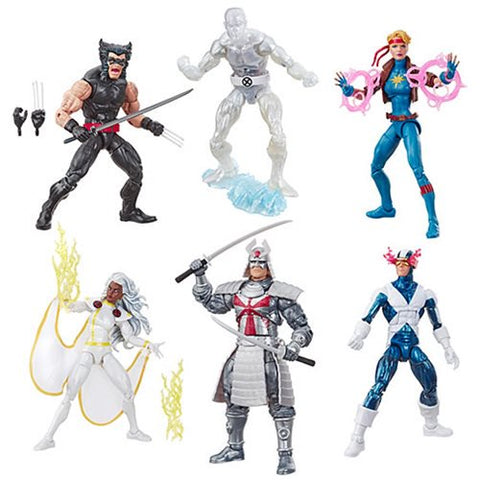 Image of X-Men Marvel Legends Retro Vintage