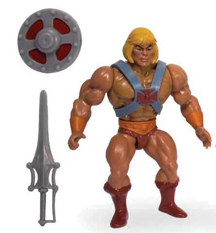 He-Man Masters of the Universe Action Figure Vintage