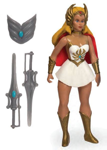 She-ra Masters of the Universe Action Figure Vintage
