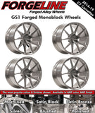 2014-19 Corvette Forgeline GS1 1-Piece Forged Monoblock Wheels - Nowicki Autosport