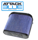 2014-19 Corvette Attack Blue Dry Nanofiber Performance Air Filter - Nowicki Autosport