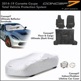 2014-19 Corvette Coupe Concept7 Total Vehicle Protection System (8 Colors) - Nowicki Autosport