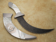 Stylized Very Curved Kirpan