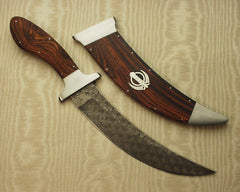 Natural hardwood Kirpan