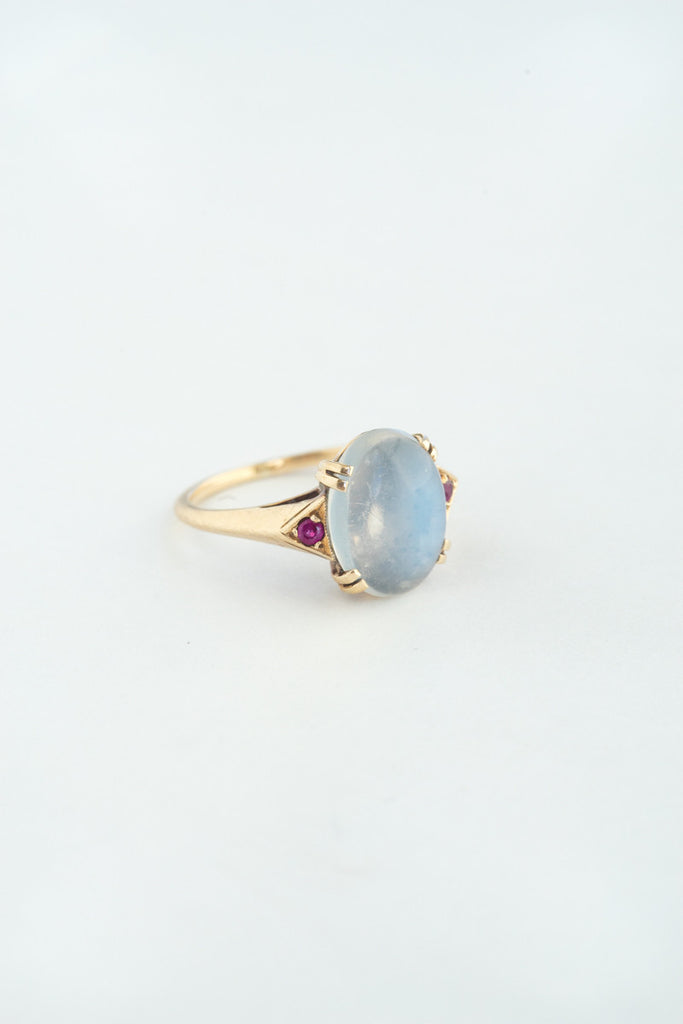 F & F Felger Moonstone Ring