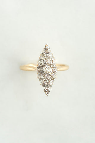 Diamond Marquise Ring