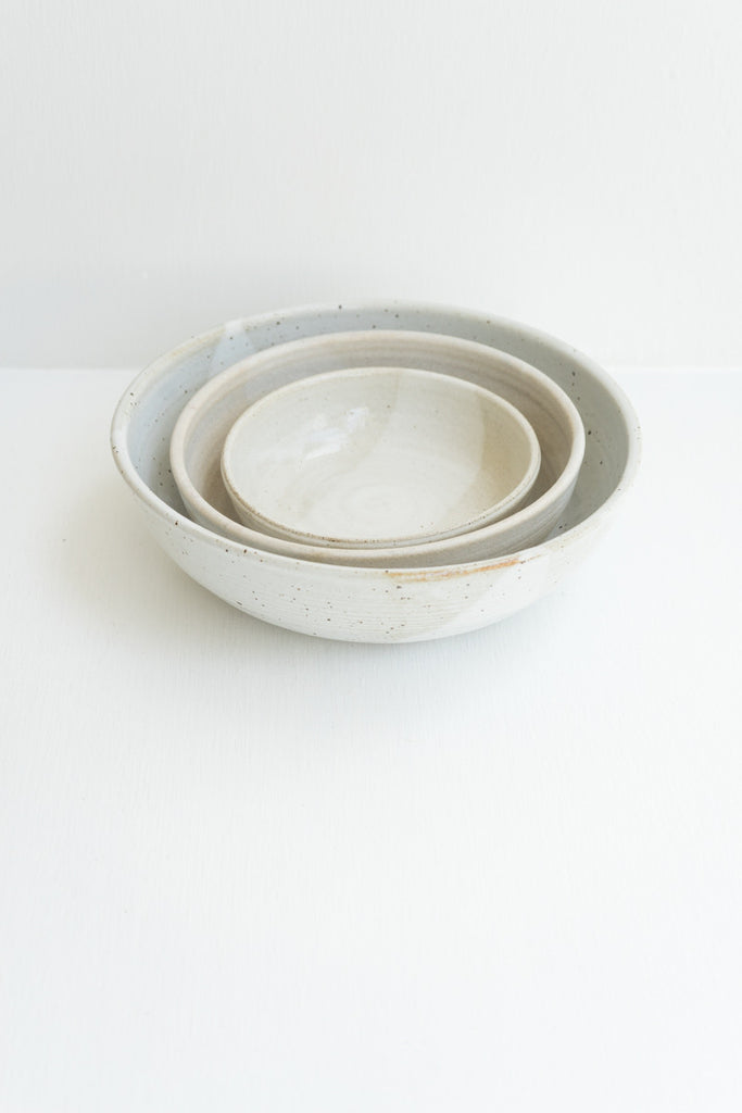 Colleen Hennessey Nested Bowls no. 305